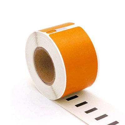 DYMO 99010 Labels 89x28mm Oranje (Huismerk)