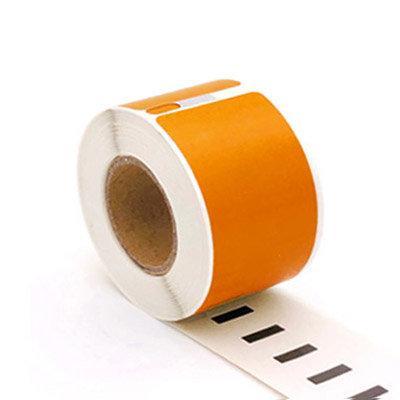 DYMO 99012 Labels 89x36mm Oranje (Huismerk)