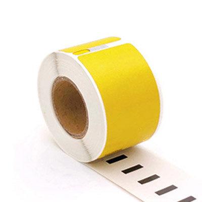 DYMO 99012 Labels 89x36mm geel (Huismerk)