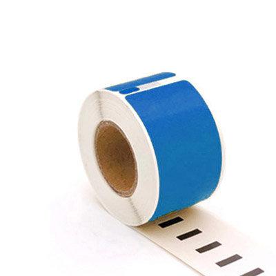 DYMO 99010 Labels 89x28mm Blauw (Huismerk)