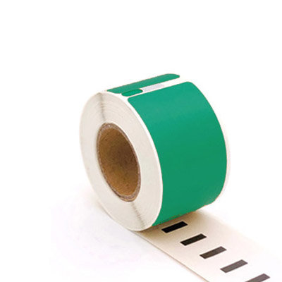 DYMO 99010 Labels 89x28mm Groen (Huismerk)
