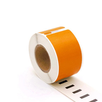 DYMO 99010 Labels 89x28mm Oranje (Huismerk)