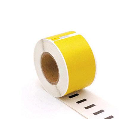 DYMO 99010 Labels 89x29mm geel (Huismerk)