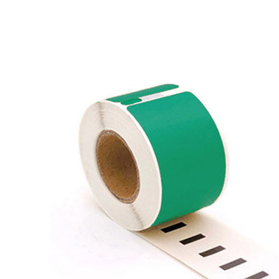 DYMO 99012 Labels 89x36mm Groen (Huismerk)