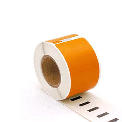 DYMO 99012 Labels 89x36mm Oranje (Huismerk)