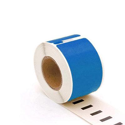 DYMO 99012 Labels 89x36mm Blauw (Huismerk)