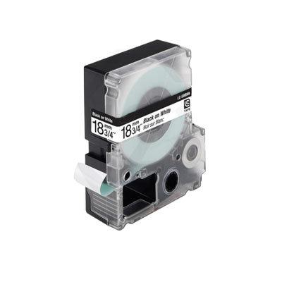 Epson LC-5WBN9 (C53S626404) Tape Zwart Op Wit 18 mm (Huismerk)
