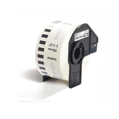 Brother DK-22225 Labels 38mm (Huismerk)